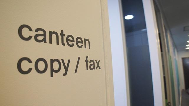 Canteen/Copy/Fax